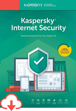 Kaspersky Internet Security 2018 – 1year